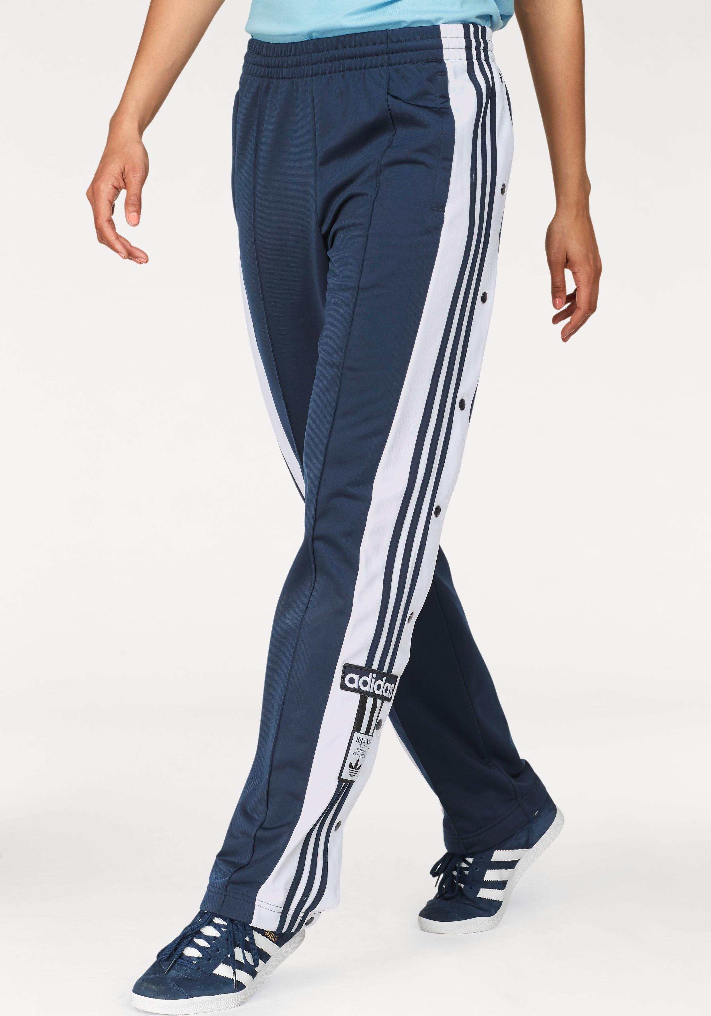 adidas Originals Trainingshose »ADIBREAK PANT«, Weiche, leicht glänzende Interlockware online kaufen | OTTO