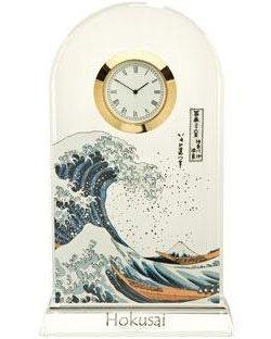 Goebel Tischuhr »Die Welle, 66523361« | Dekoration > Uhren > Standuhren | Goebel