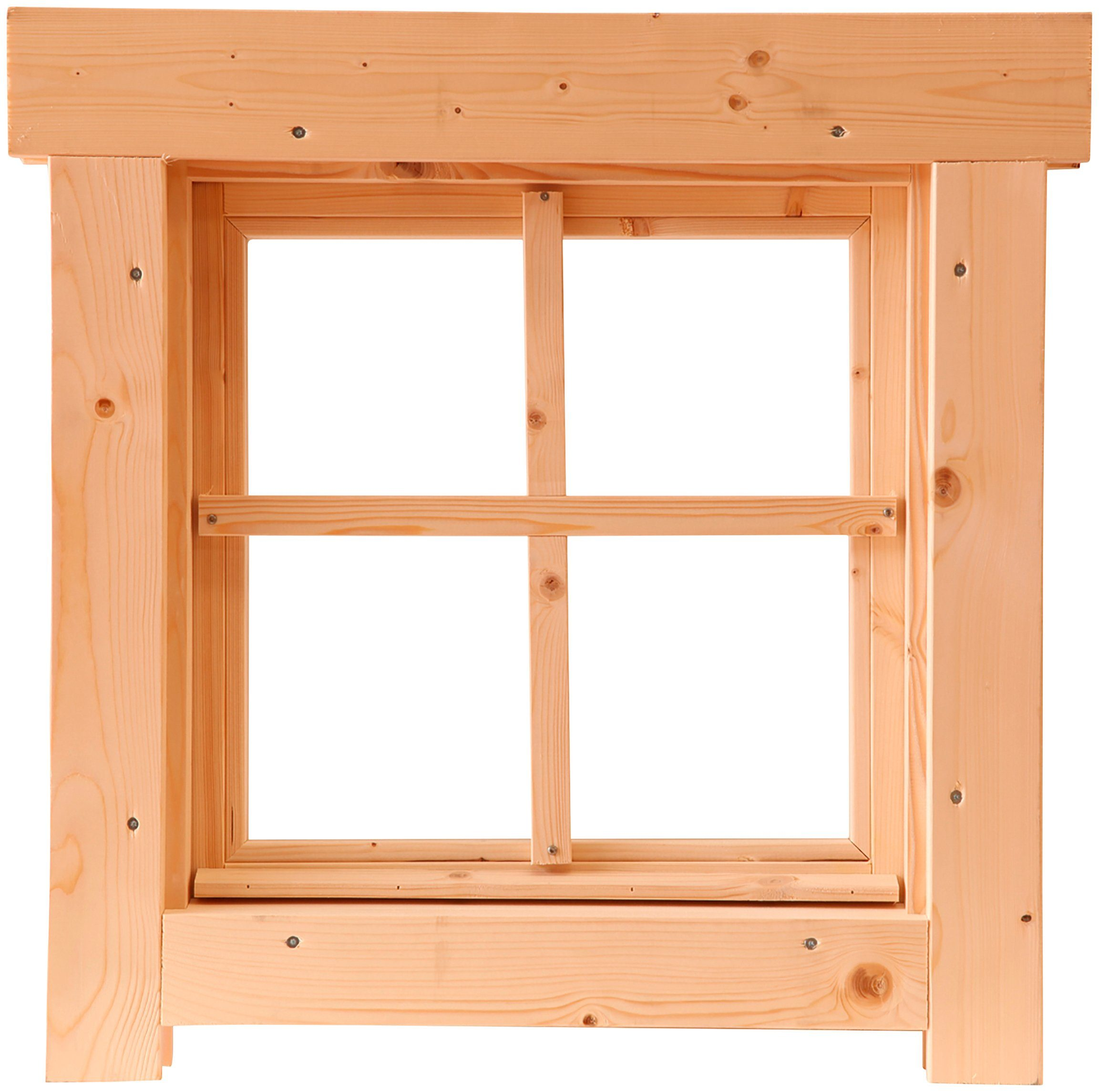 WOLFF Fenster »Tanja 44«, BxH: 54x54 cm