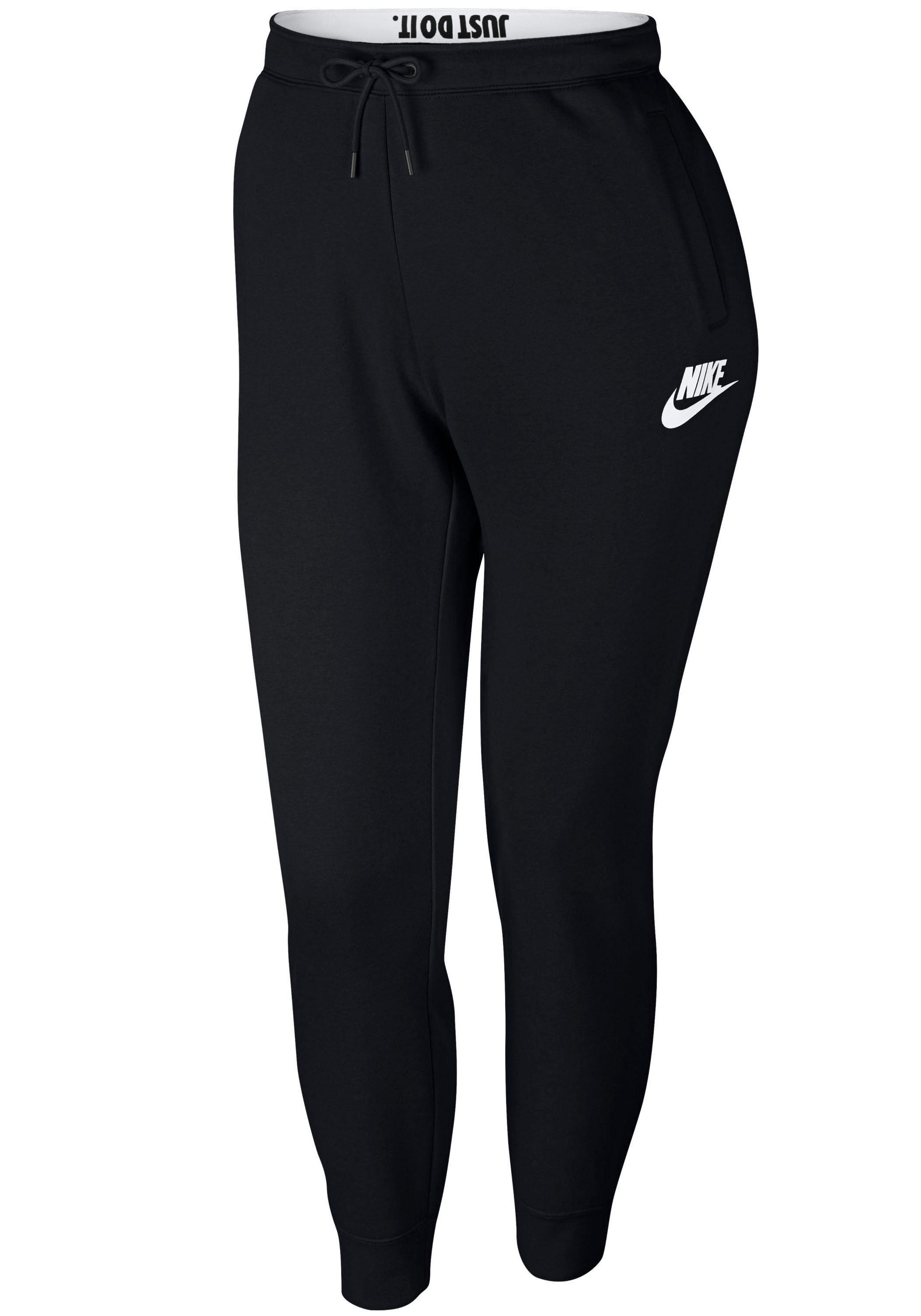 Nike Sportswear Jogginghose »W NSW RALLY PANT REG EXT« Große Größen (XL XXXL) online kaufen | OTTO