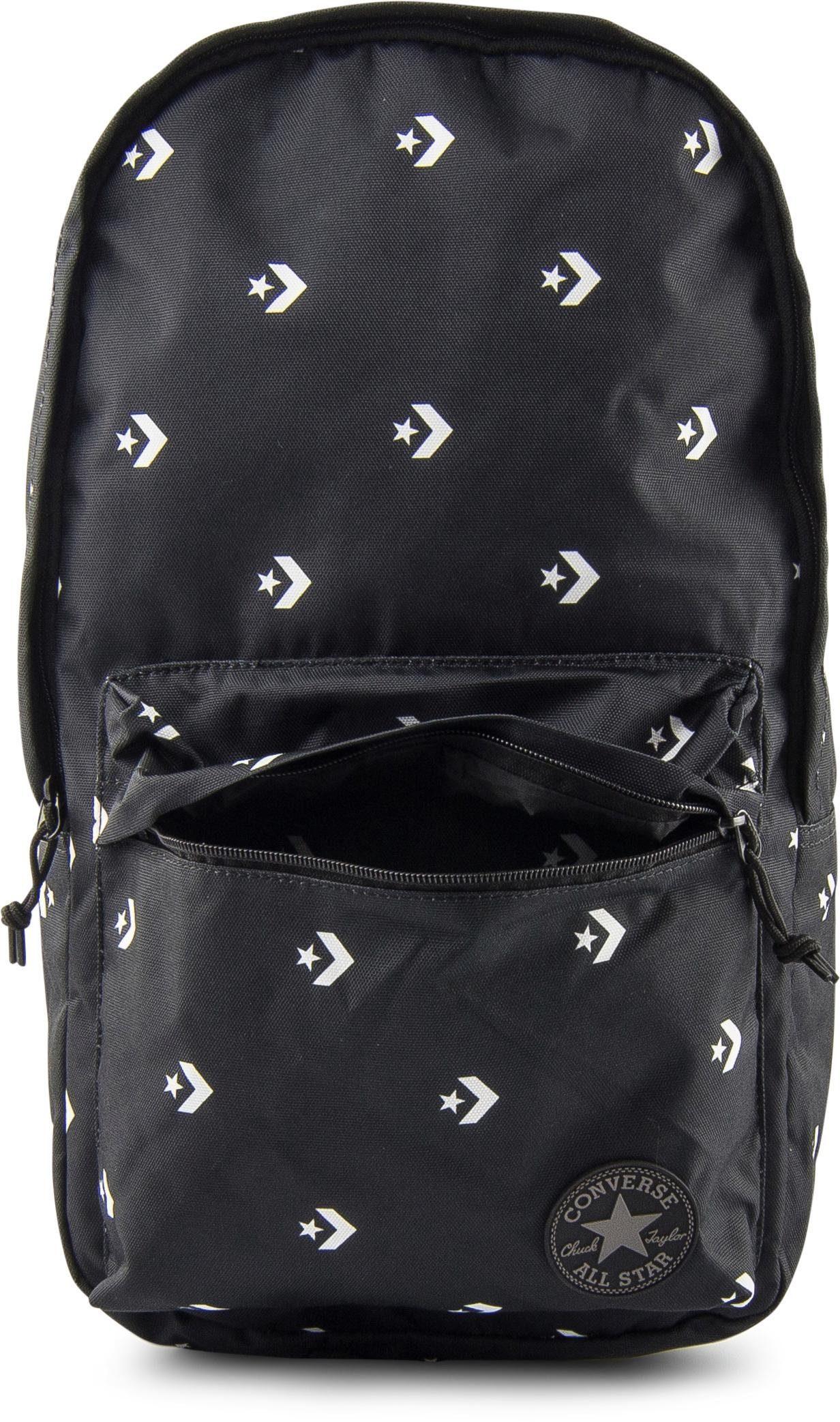 Converse Rucksack, »EDC Poly Backpack, Allover Logo Print«