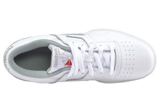 Reebok Classic Classic Reebok »workout Reebok Sneaker Low« Classic »workout Sneaker Low« »workout 1AOx7Oq