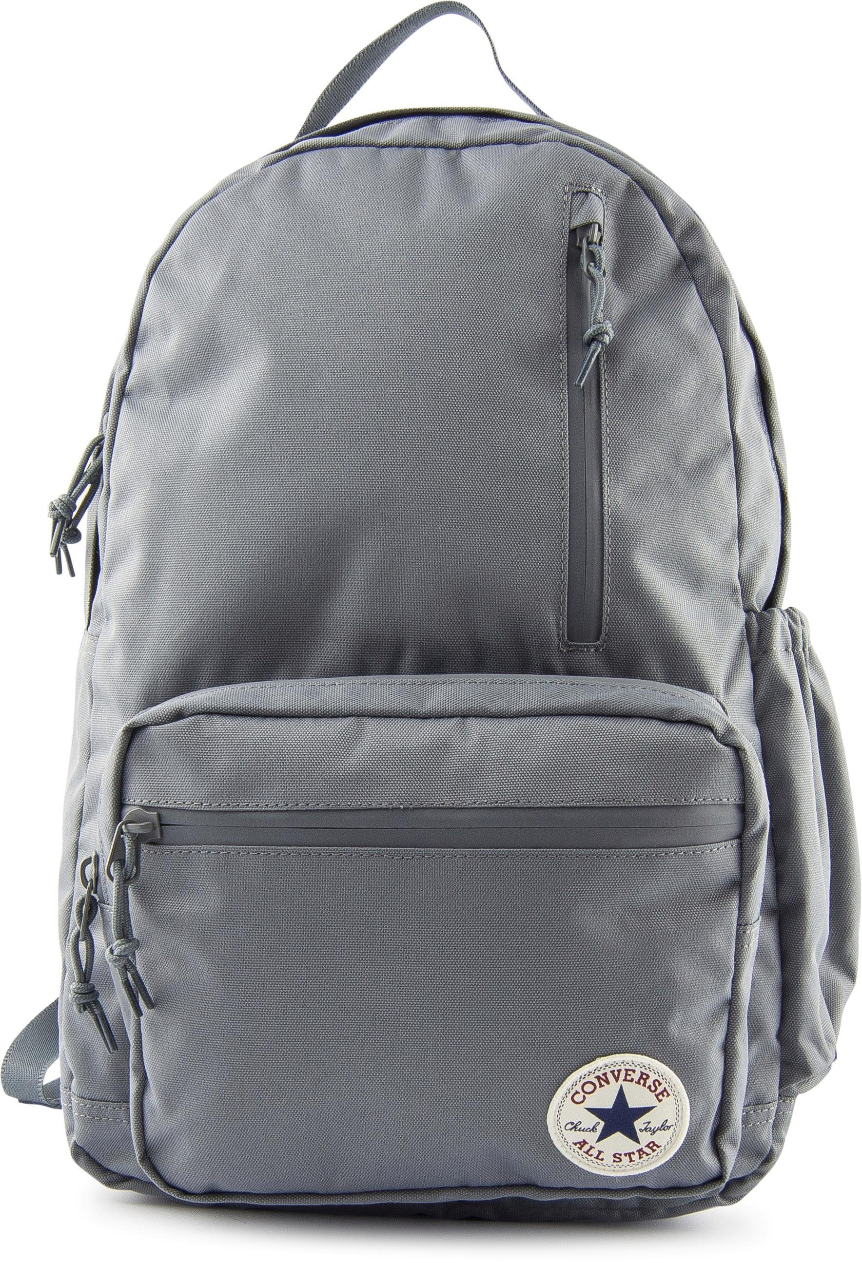 Converse Rucksack, »Go Backpack, Cool Grey«