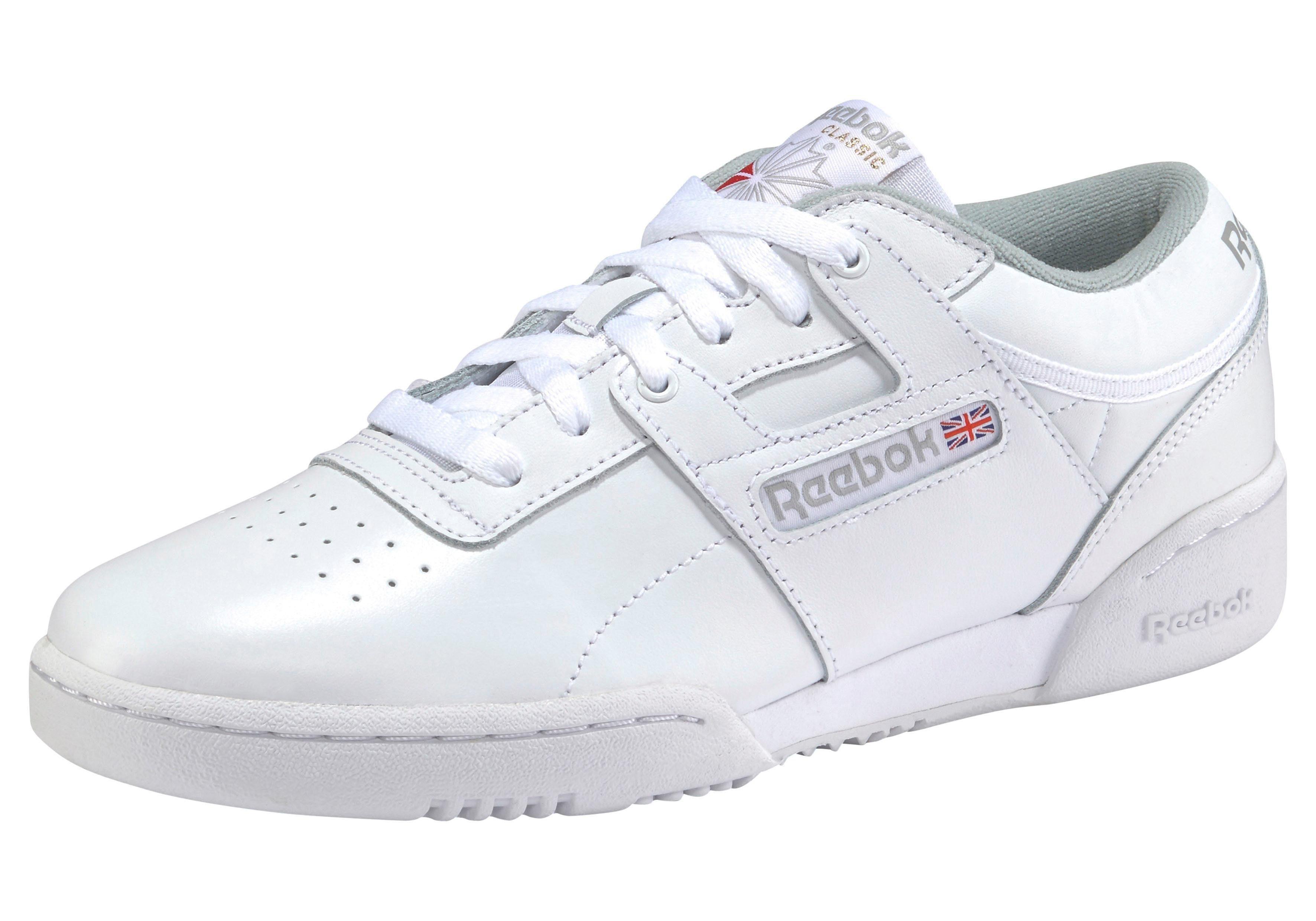 Reebok Classic »Workout Low« Sneaker, Sportlicher Sneaker von Reebok online kaufen | OTTO