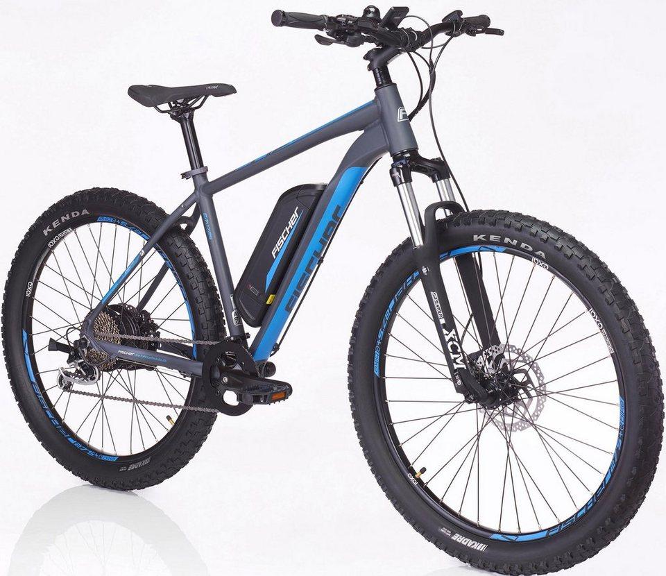 b28efb15c25503 Fischer Fahrräder E-Bike »EM 1725«