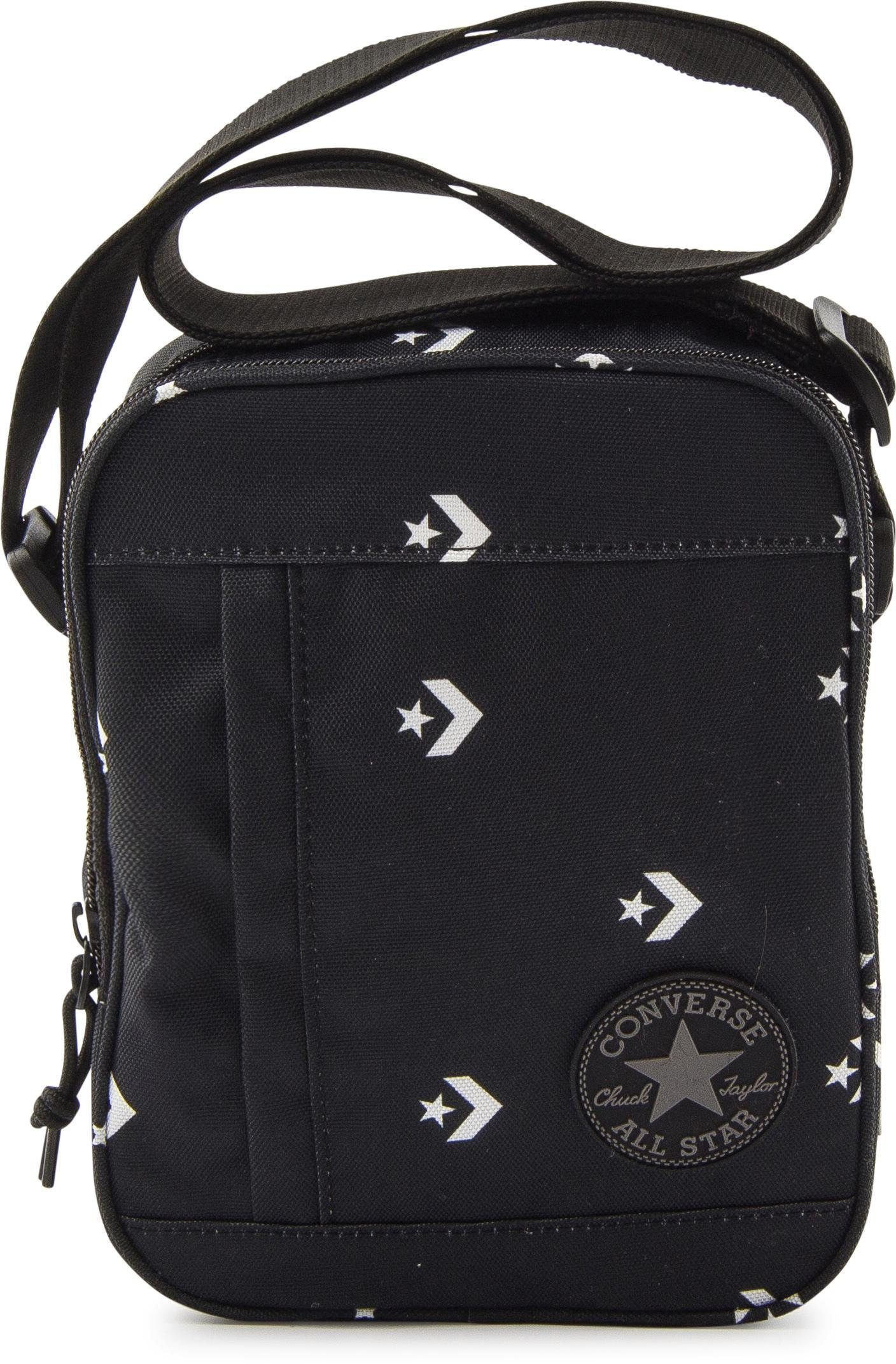 Converse Umhängetasche, »Poly Cross Body, Allover Logo Print«