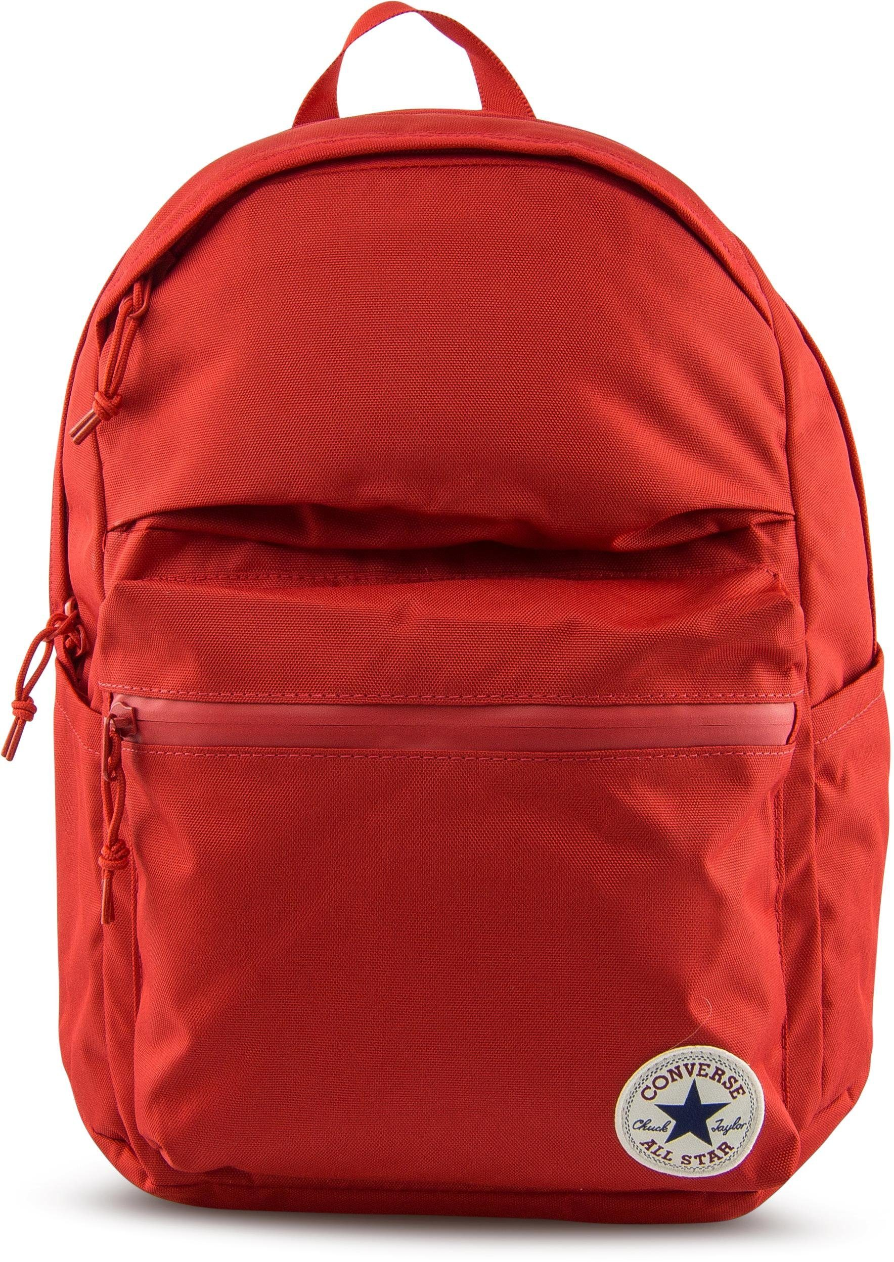 Converse Rucksack, »Poly Chuck Plus 1.0, Red«