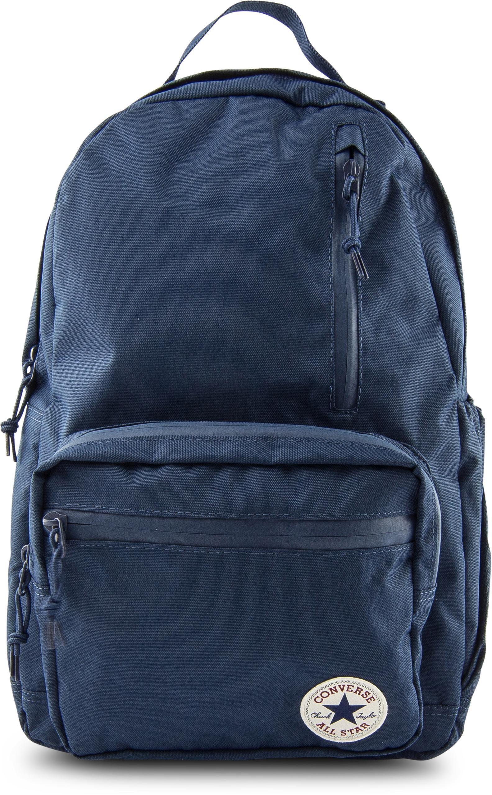 Converse Freizeitrucksack »Go Backpack, Navy« | OTTO