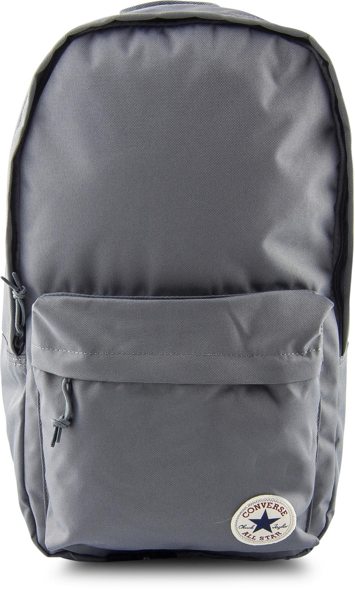 Converse Rucksack, »EDC Poly Backpack, Cool Grey«