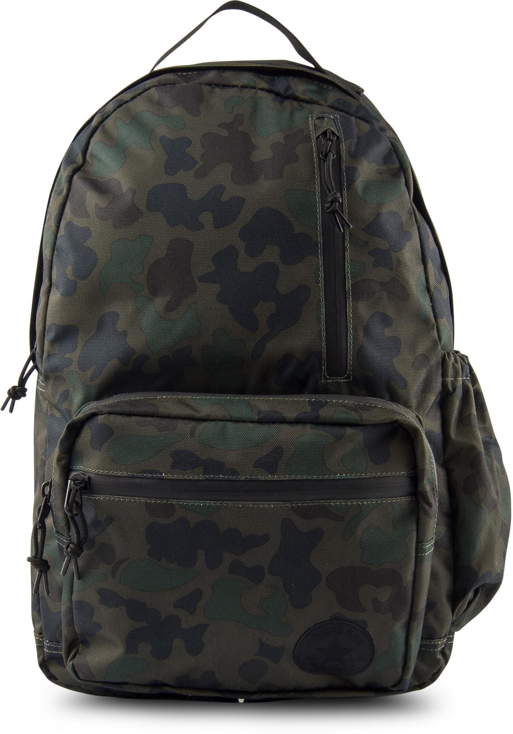 Converse Rucksack, »Go Backpack, Allover Camo Print«