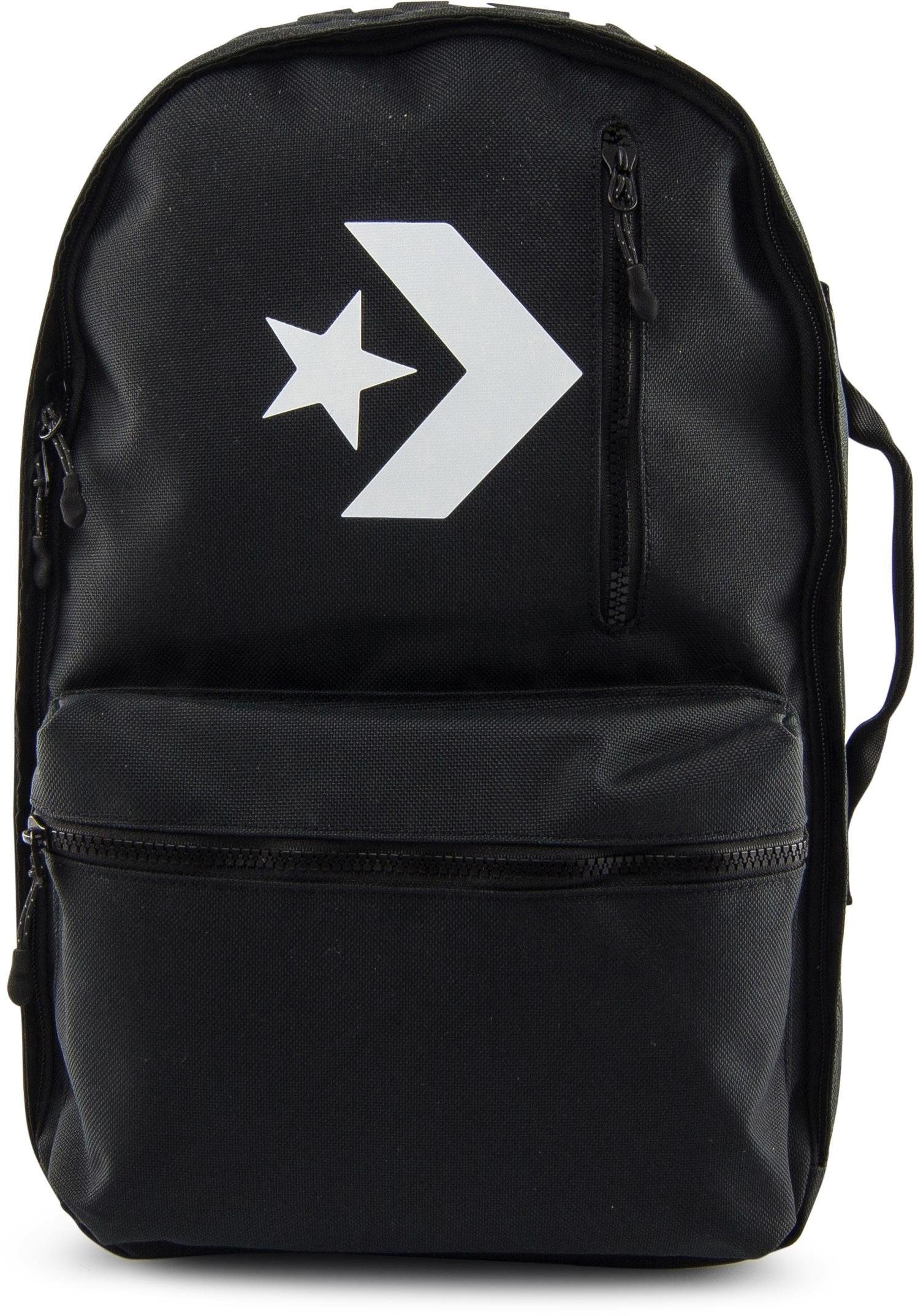 Converse Freizeitrucksack »Street 22 Backpack, Black« online kaufen | OTTO