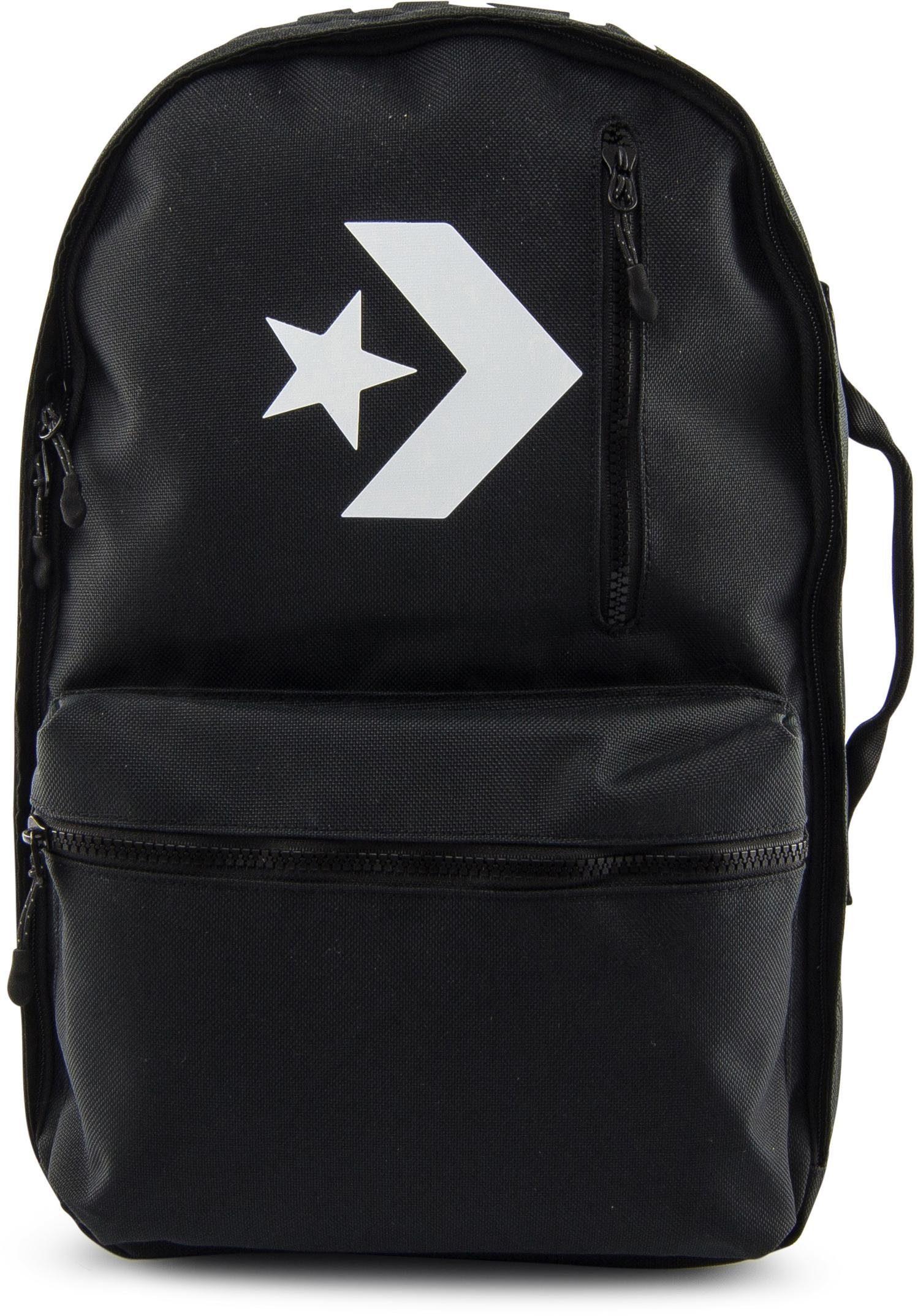Converse Rucksack, »Street 22 Backpack, Black«