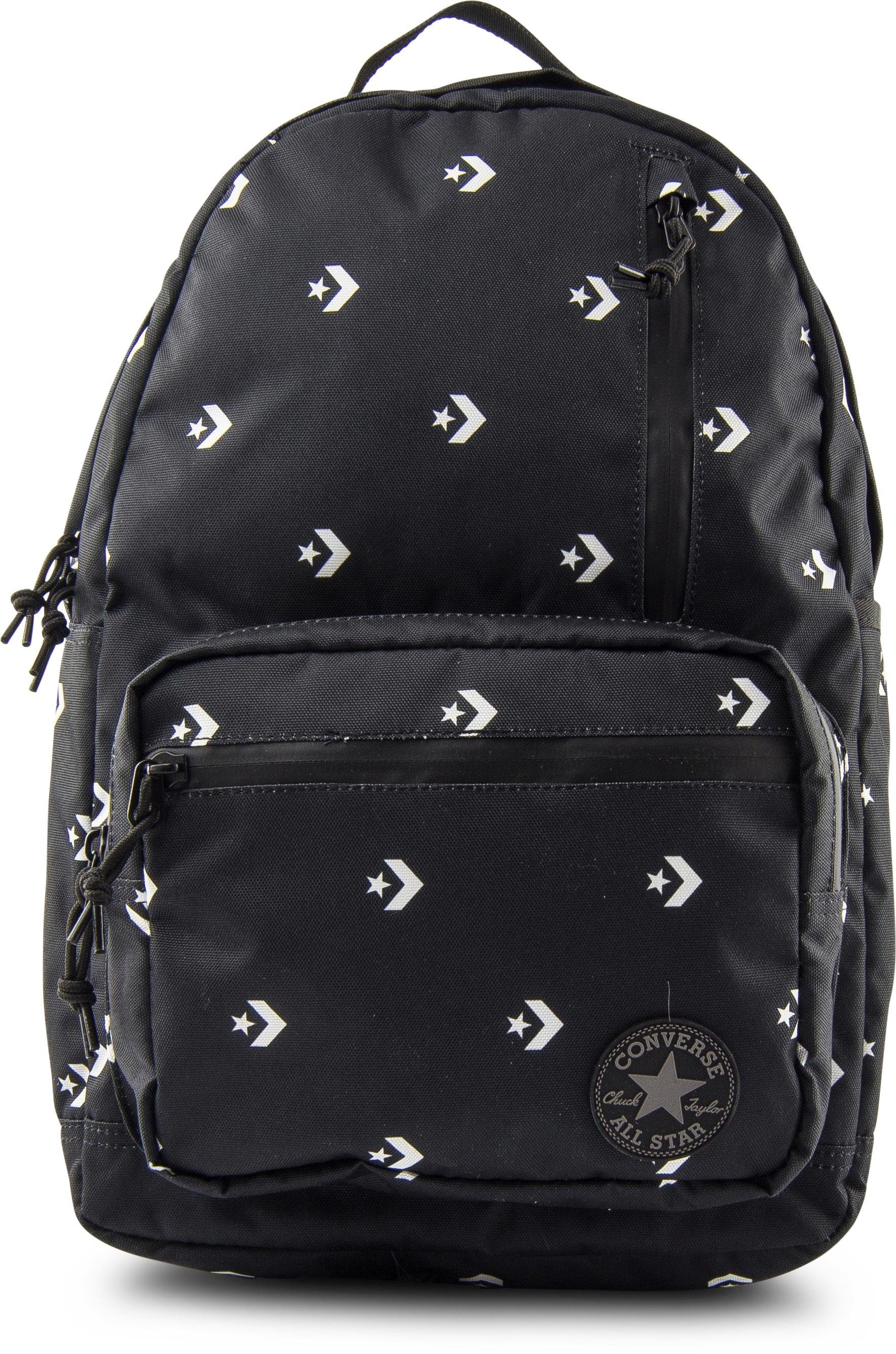 Converse Rucksack, »Go Backpack, Allover Logo Print«