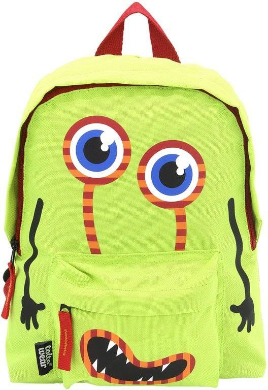 toito wear® Kinderrucksack, »Monster«