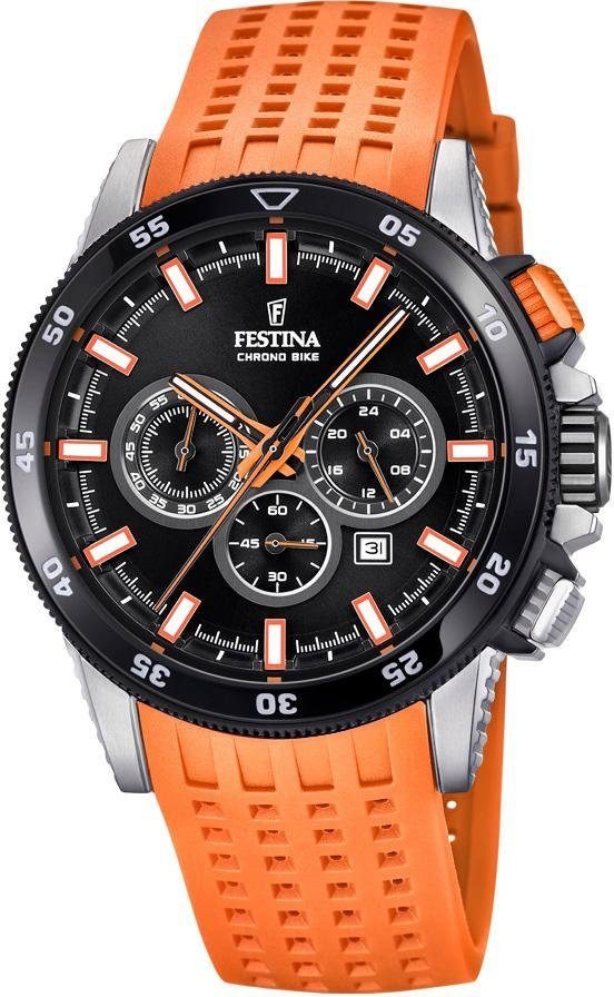 Festina Chronograph »Chrono Bike, F20353/6« mit dezentraler Sekunde
