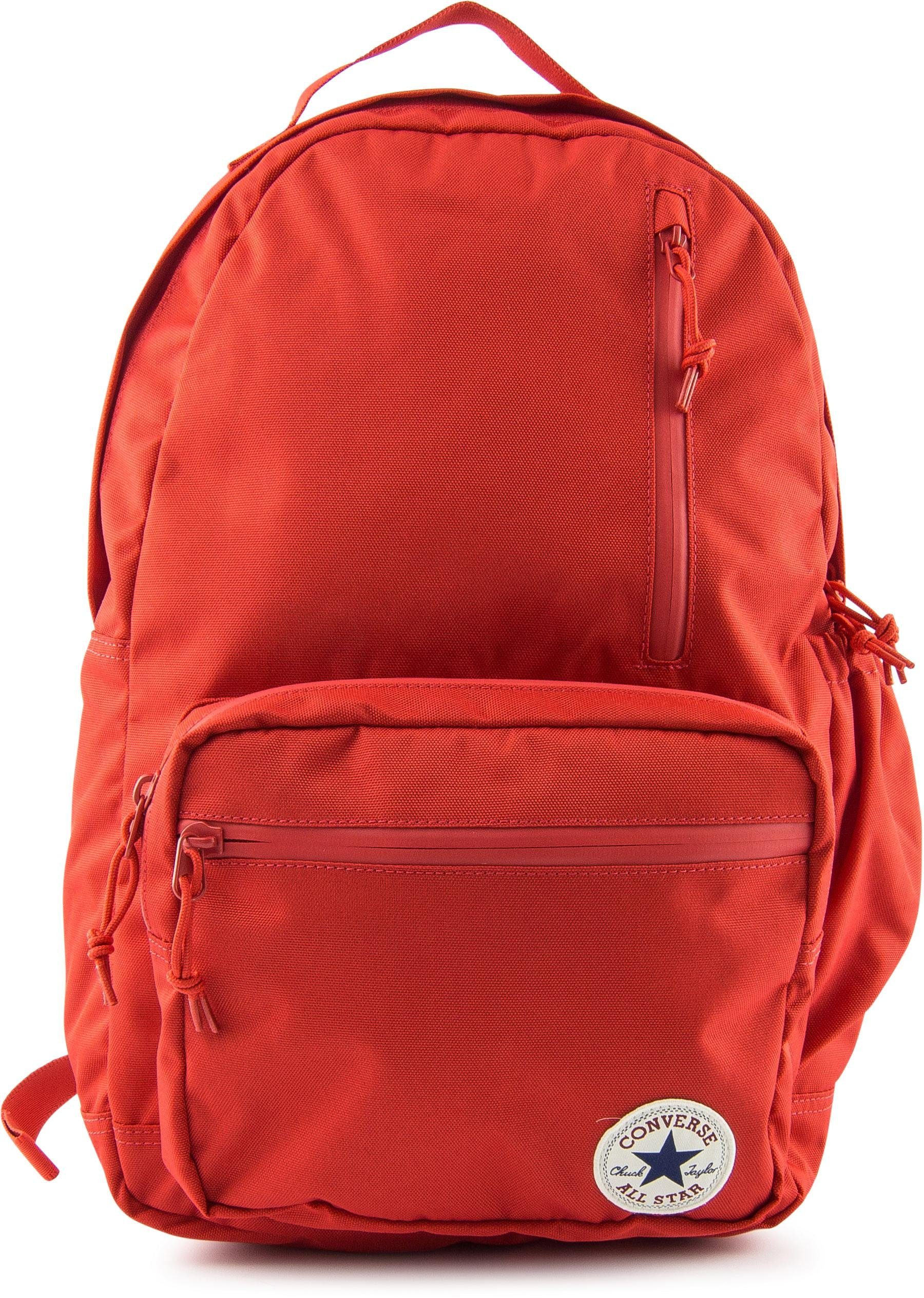 Converse Rucksack, »Go Backpack, Red«