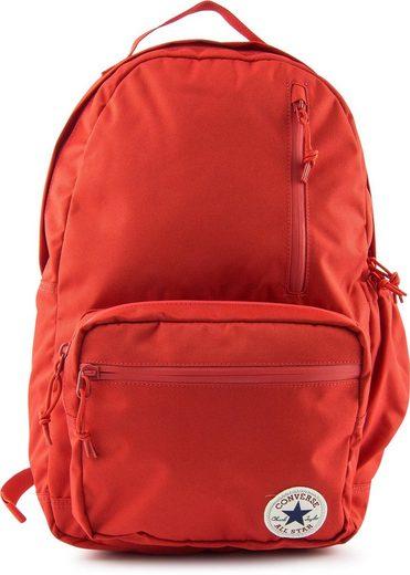 Converse Freizeitrucksack »Go Backpack, Red«