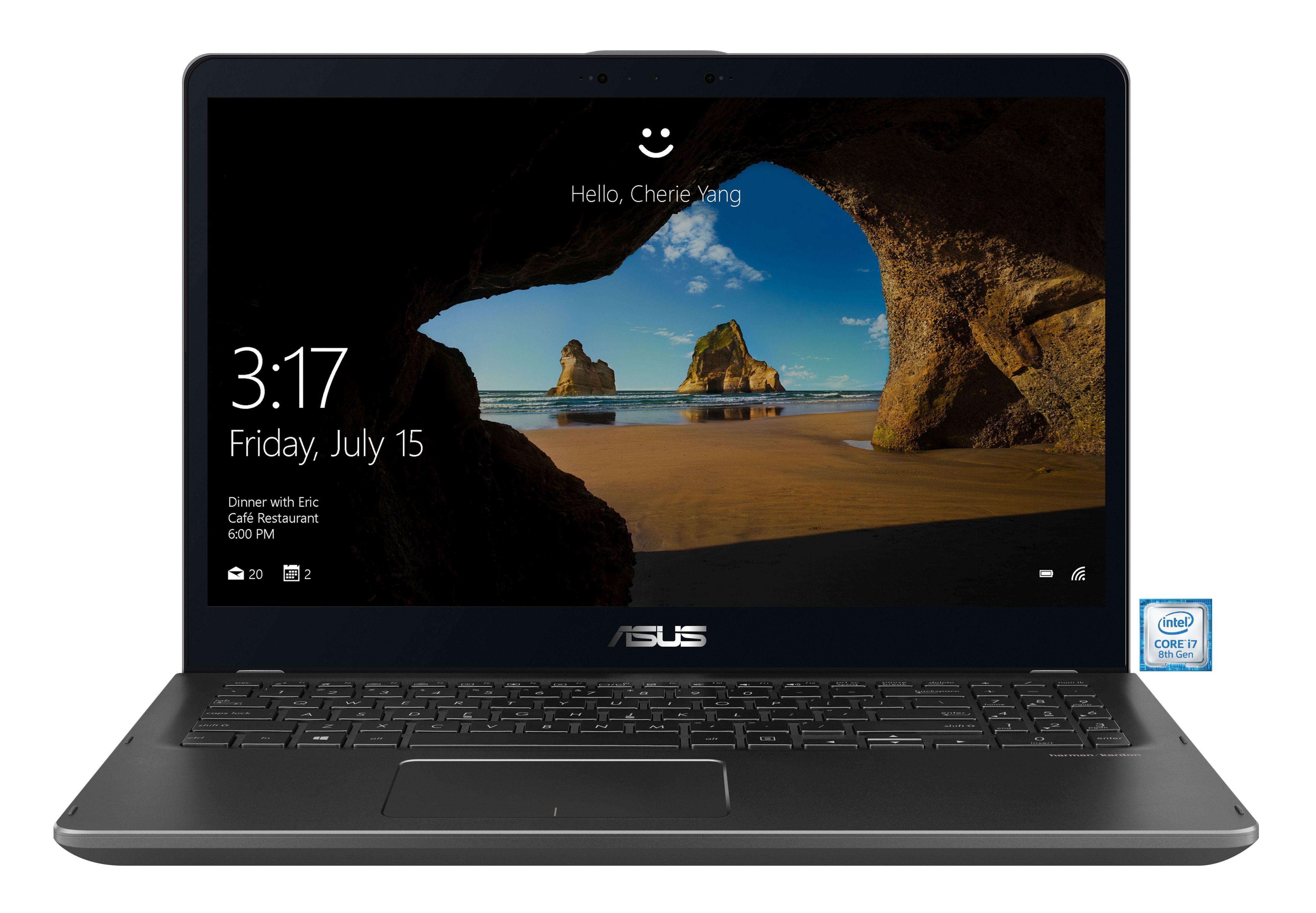 "ASUS ZenBook Flip 15 (UX561UD) Notebook »Intel Core i7, 39,62 cm (15,6"")512 GB SSD, 8 GB«"