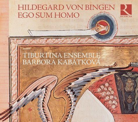 Audio CD »Hildegard von Bingen: Ego Sum Homo«