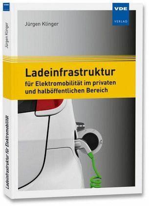 Broschiertes Buch »Ladeinfrastruktur für Elektromobilität im...«