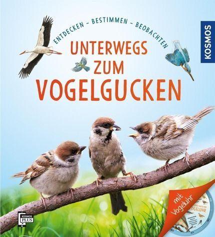 Gebundenes Buch »Unterwegs zum Vogelgucken«