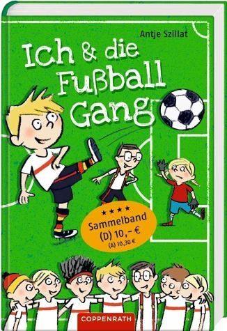 Gebundenes Buch »Ich & die Fußballgang«