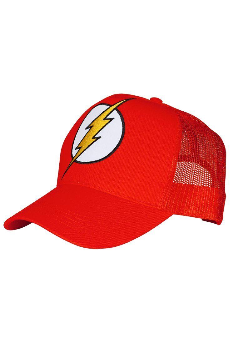 LOGOSHIRT Trucker Cap mit Flash-Logo »Flash-Logo«