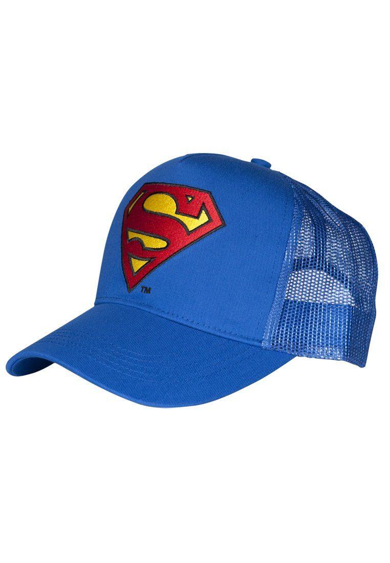 LOGOSHIRT Cap mit Superman-Logo »Superman-Logo«