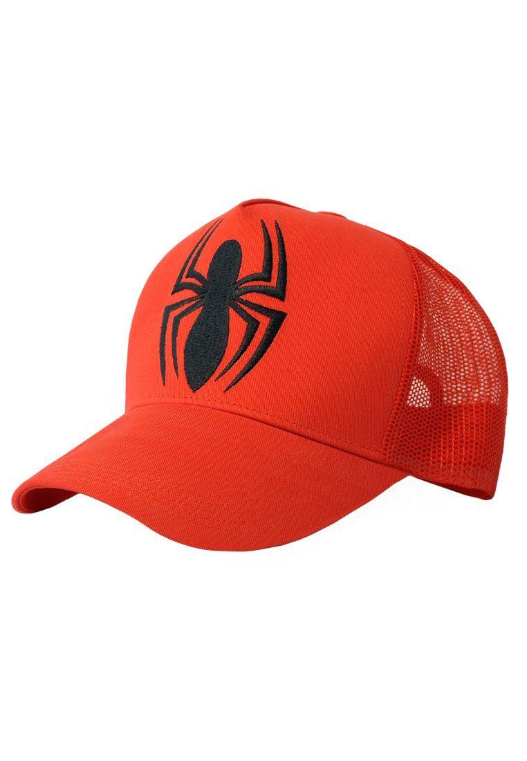 LOGOSHIRT Trucker Cap mit Spider-Man-Logo »Spider-Man-Logo«