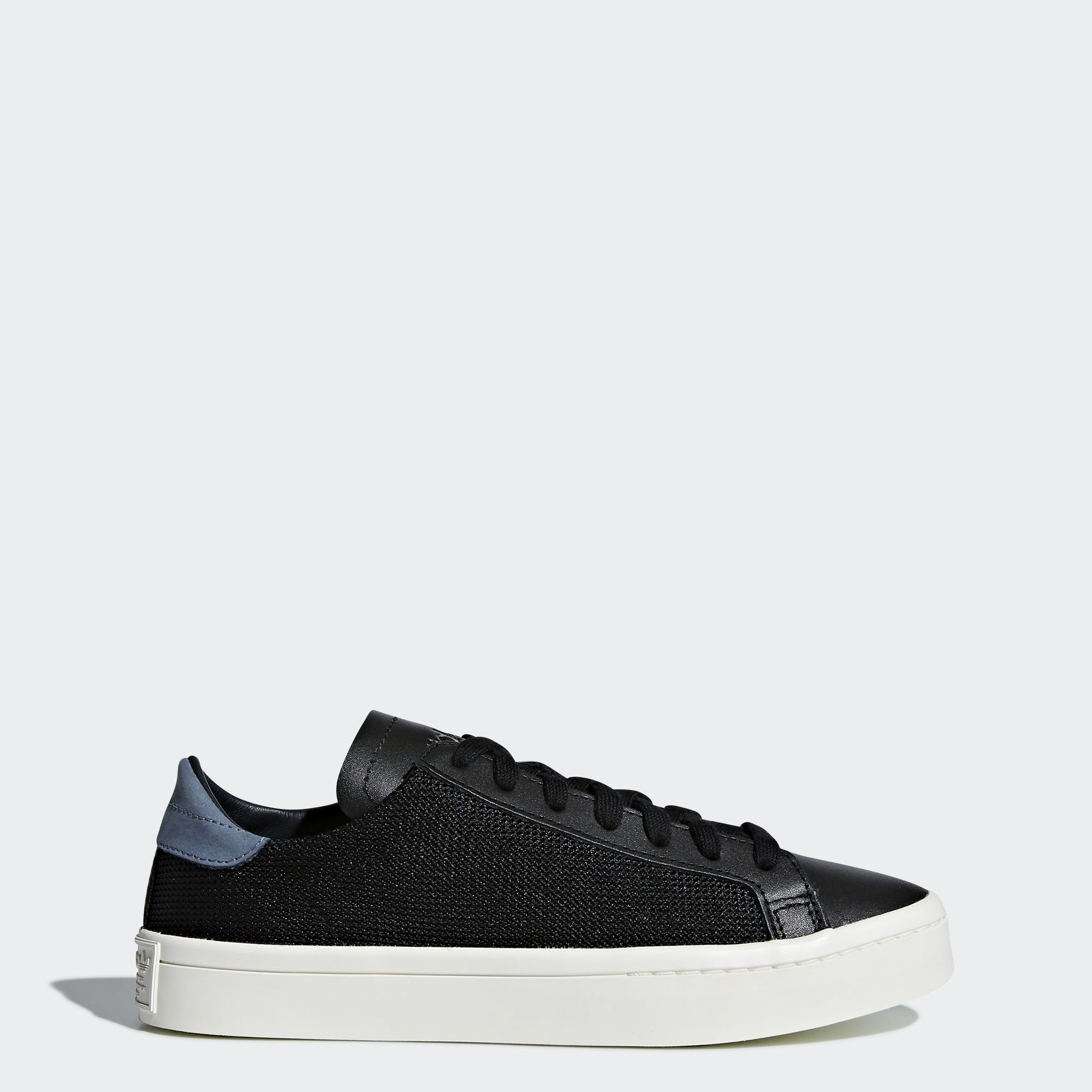 adidas Originals Court Vantage Schuh Sneaker  black