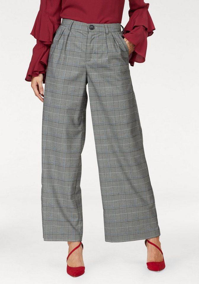 tom tailor -  Anzughose Mit extra weitem Beinschlag