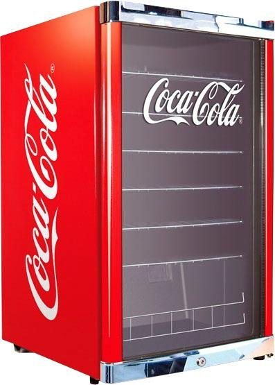 cubes k hlschrank highcube coca cola a 83 5 cm hoch online kaufen otto. Black Bedroom Furniture Sets. Home Design Ideas
