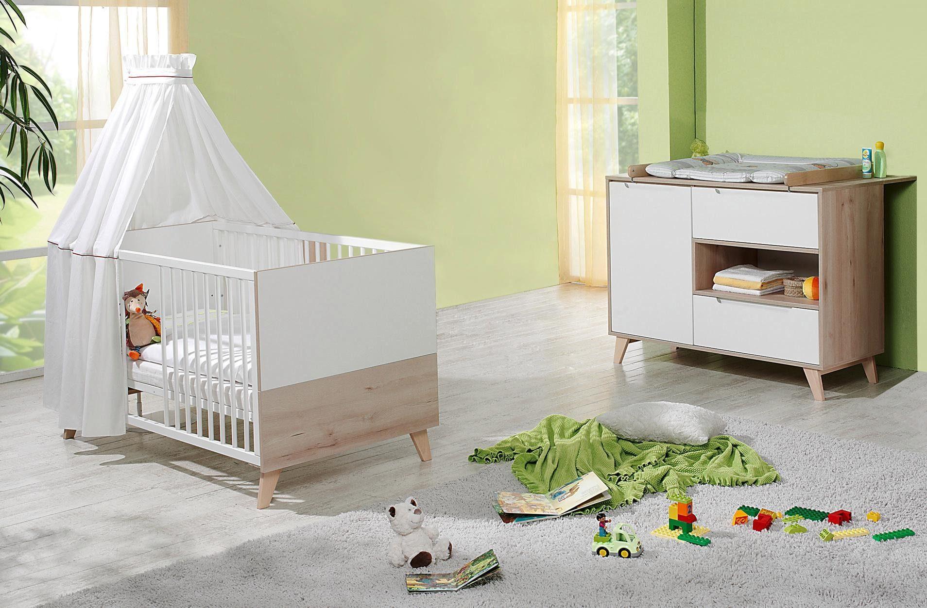 Pinolino babyzimmer set tlg sparset tuula breit« online