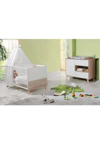 GEUTHER Babymöbel-Set »METTE birdie buche 2-tl...