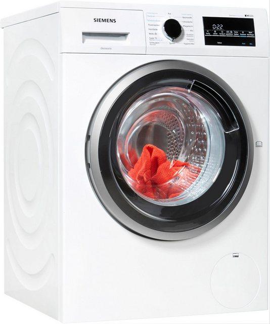 SIEMENS Waschtrockner iQ500 WD15G443, 7 kg/4 kg, 1500 U/Min