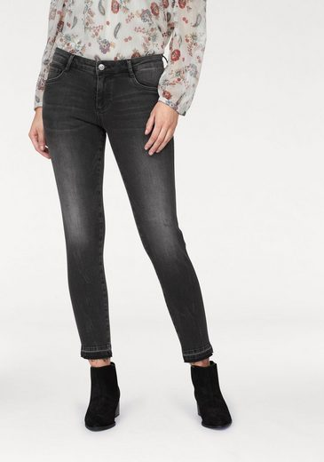 S Red Label Authentischer Used oliver Mit jeans Ankle waschung wSRvqw