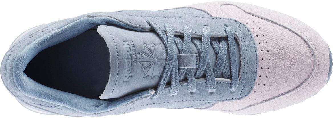 Reebok Classic Classic Leather NBK Sneaker  rauchblau-hellrosa