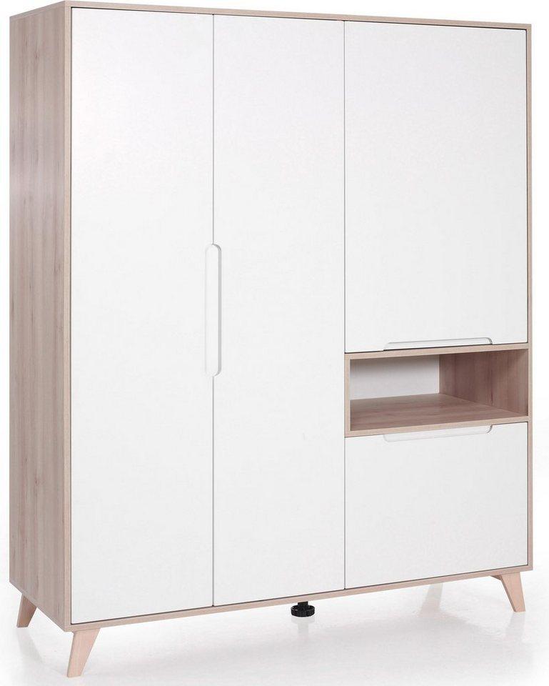 geuther kleiderschrank mette 4 t rig kaufen otto. Black Bedroom Furniture Sets. Home Design Ideas