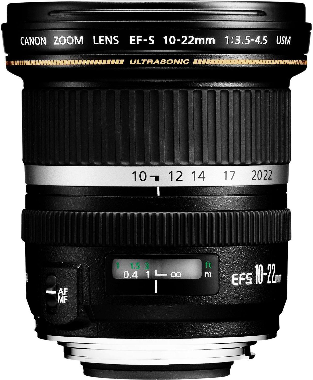 »EF-S 10-22mm f/3.5-4.5 USM« Ultra-Weitwinkelobjektiv