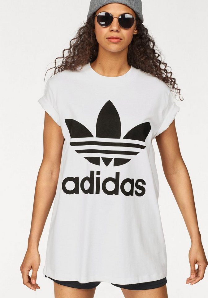 adidas Originals T-Shirt »BIG TREFOIL TEE« kaufen   OTTO c8b69c345c