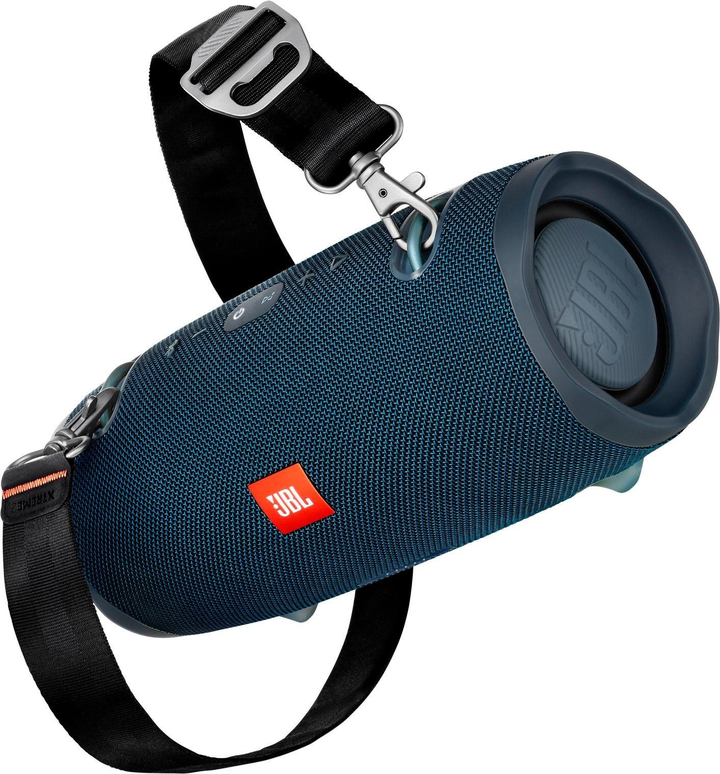 Xtreme 2 Stereo Portable-Lautsprecher (Bluetooth, Freisprechfunktion, 40 W)