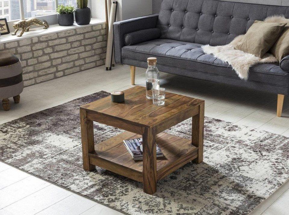 home affaire couchtisch kiran 60 cm breit otto. Black Bedroom Furniture Sets. Home Design Ideas