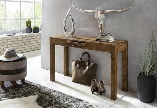 Home affaire Konsolentisch »Naabaalig«, mit einer Schublade
