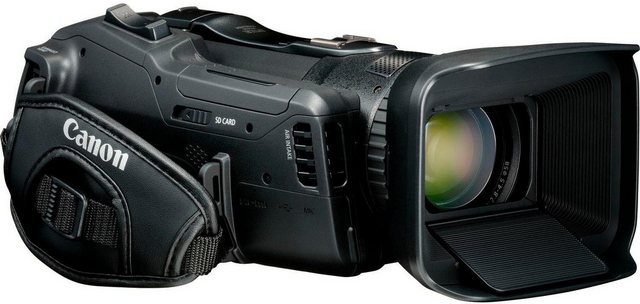 Camcorder - Canon »Legria GX 10« Camcorder (4K Ultra HD, WLAN (Wi Fi), 15x opt. Zoom)  - Onlineshop OTTO