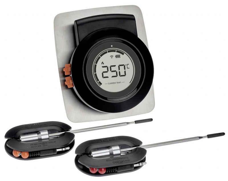 TFA Dostmann Grillthermometer »TFA 14.1513.01 Hyper BBQ Smart Wireless Thermometer«