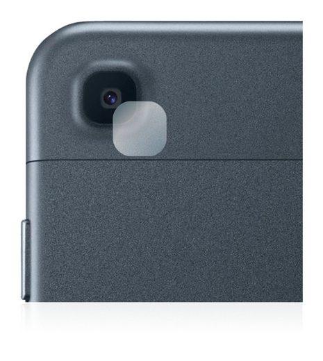 upscreen Schutzfolie »Panzerglasfolie für Samsung Galaxy Tab A 10.1 LTE 2019 (nur Kamera)«, Schutzglas Glasfolie klar