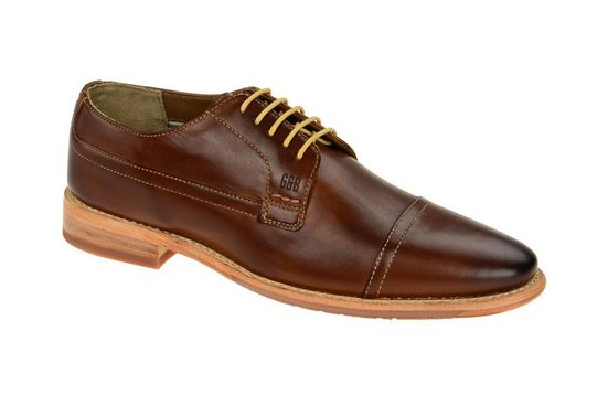 GORDON & BROS »S160750 brown« Schnürschuh