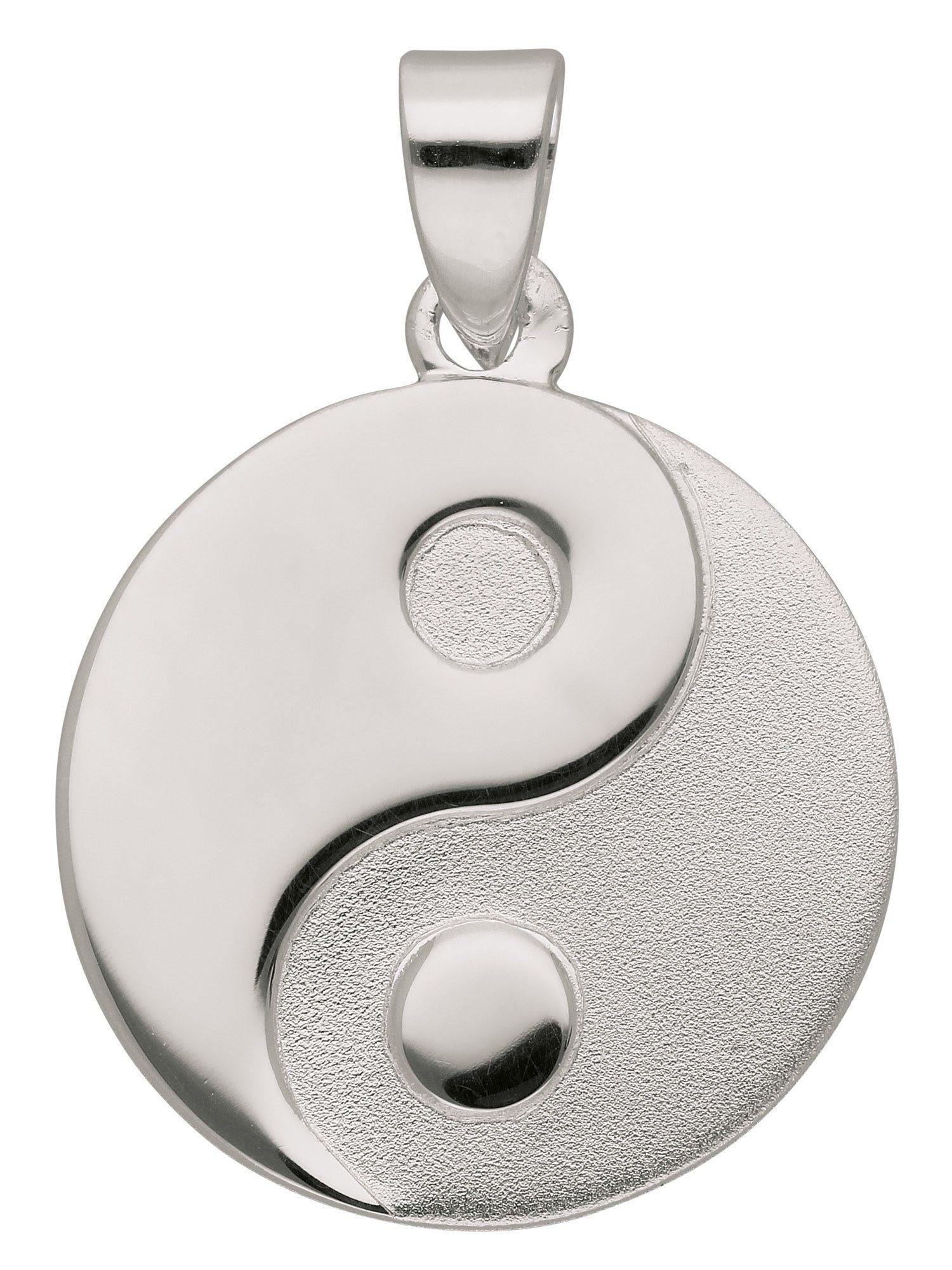 Adelia´s Kettenanhänger »Silber Anhänger«, Ying Yang