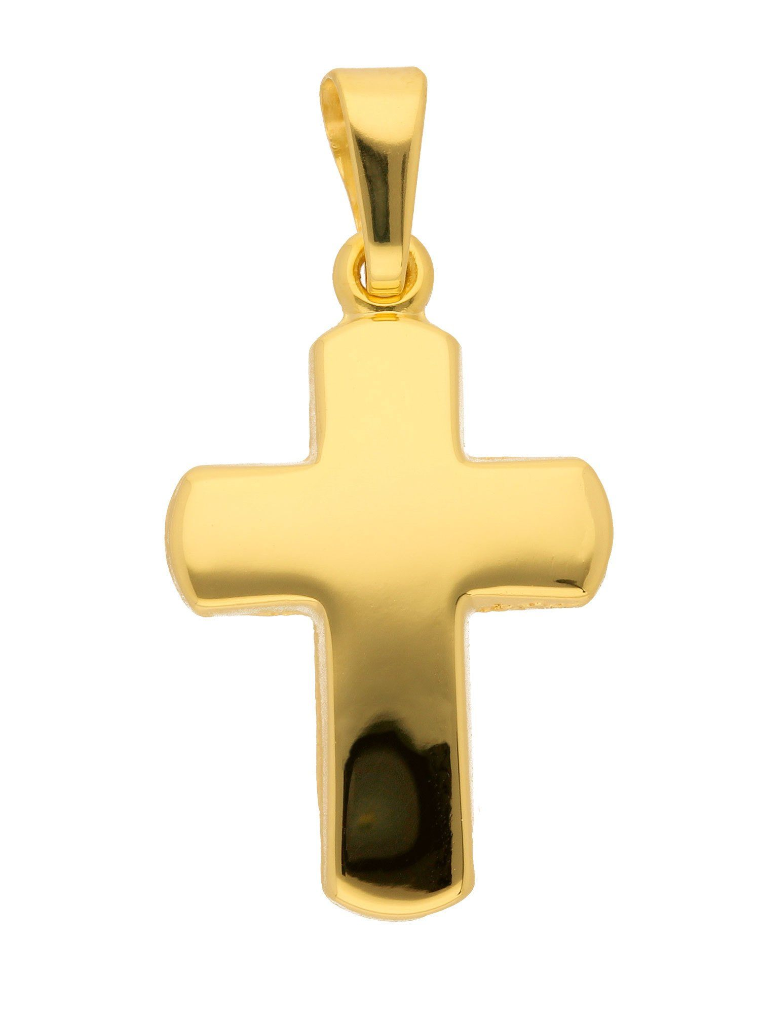 Adelia´s Kettenanhänger »Gold Anhänger«, 8 k 333