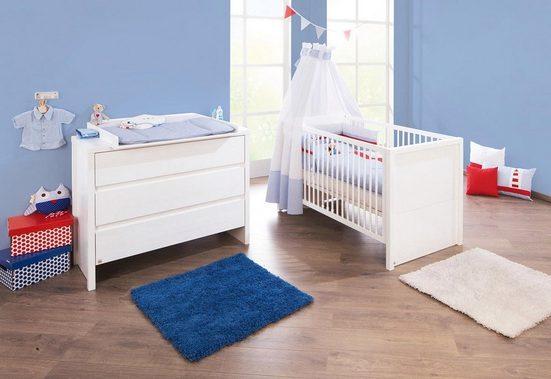 Pinolino Babyzimmer-Set (2-tlg.), Sparset, »Aura, breit«